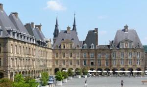Charleville Mezières Place ducaleJuli 2009